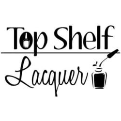 Top Shelf Lacquer: Large size image