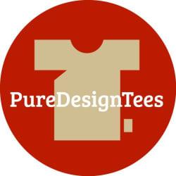 PureDesignTees: Large size image