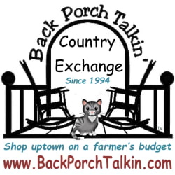 Back Porch Talkin Country Exchange: Large size image