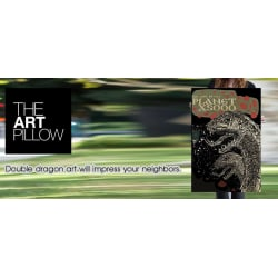 The Art Pillow • Find The Perfect Artwork Today • Canvas, Pillows & more •: Large size image
