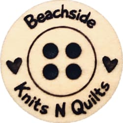 Beachside Knits N Quilts: Large size image