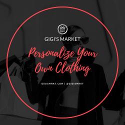 Gigi's Market: Large size image
