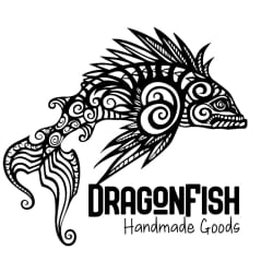 Dragonfish Handmade Goods: Large size image