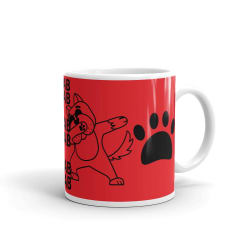 Mug | DAB - PET EDITION (11oz) large, primary, image