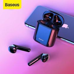 Bluetooth Earphone Wireless Handsfree Headphones Stereo Buletooth 5.0 Earphone HD Gaming Headset … large, primary, image