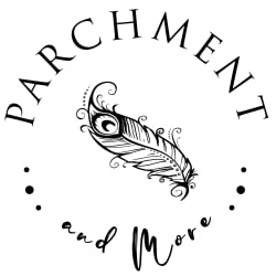 Parchment and More: Large size image