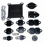 Small block Chevy cover kit