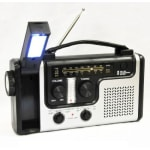 An Emergency Radio - Don't be Home Without It