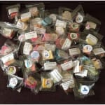 A sampling of random scents for one random winner
