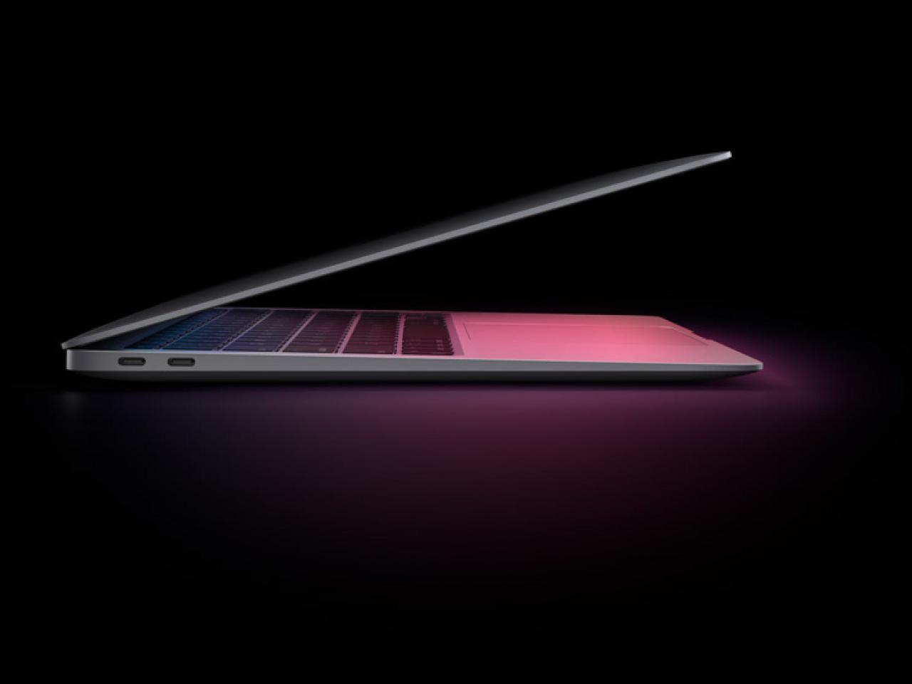MacBook Air. Blaast je omver.