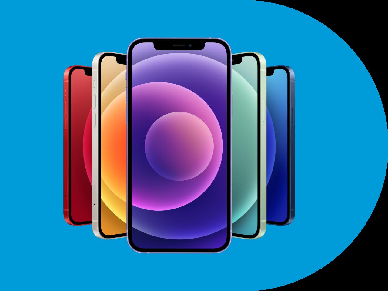 iPhone 12 mini de eerste zes maanden gratis