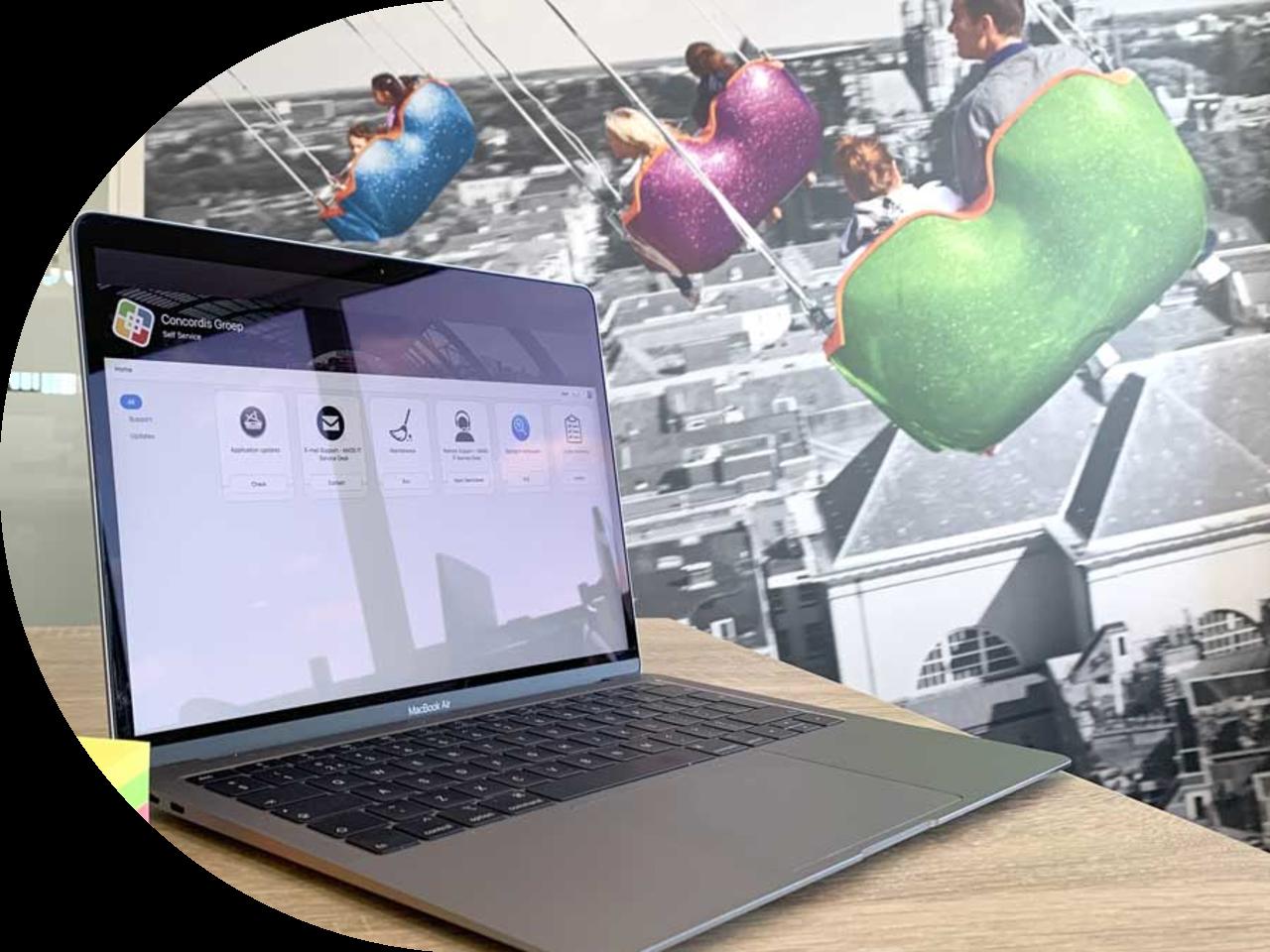 Eén tool voor de management van Macs en iPhones