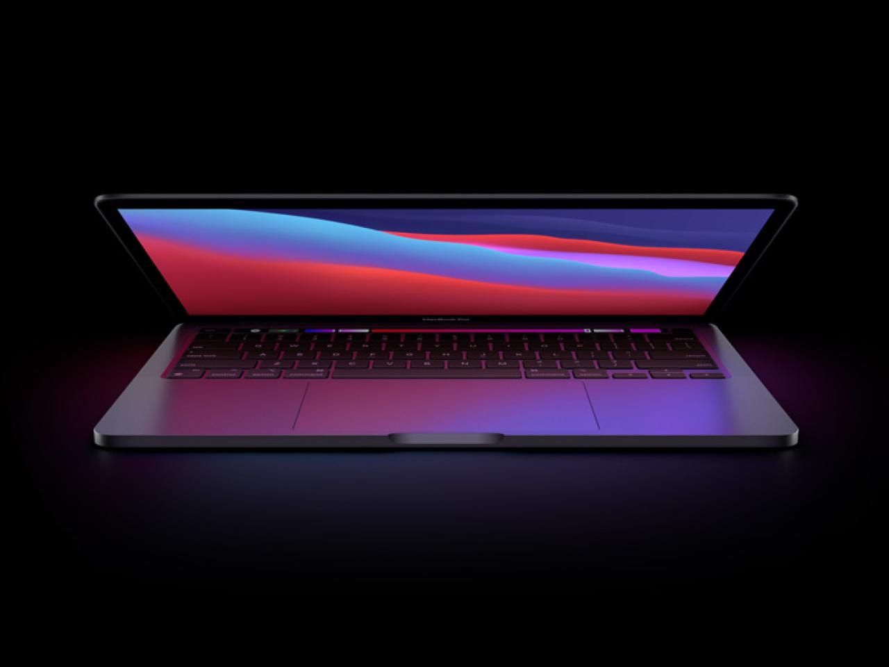 MacBook Pro. In alles een Pro.