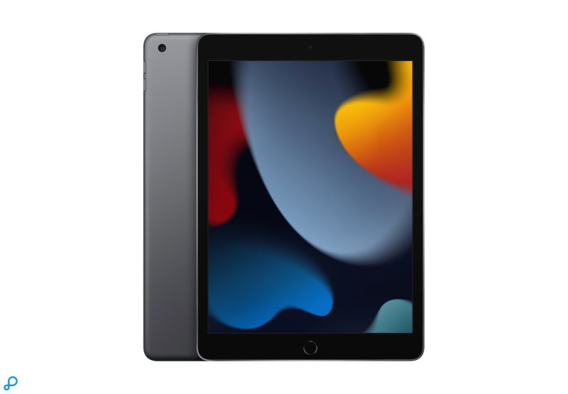 10,2-inch iPad, Wi-Fi, 256 GB, spacegrijs
