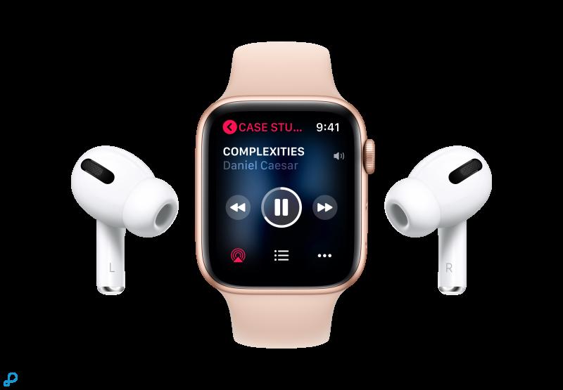 Apple AirPods Pro met draadloze case  EOL op = op