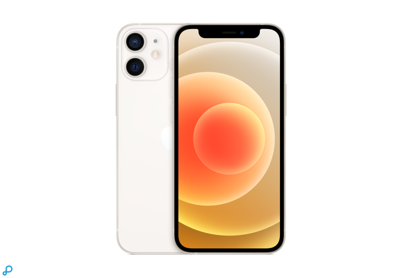 iPhone 12 mini 128GB - Wit