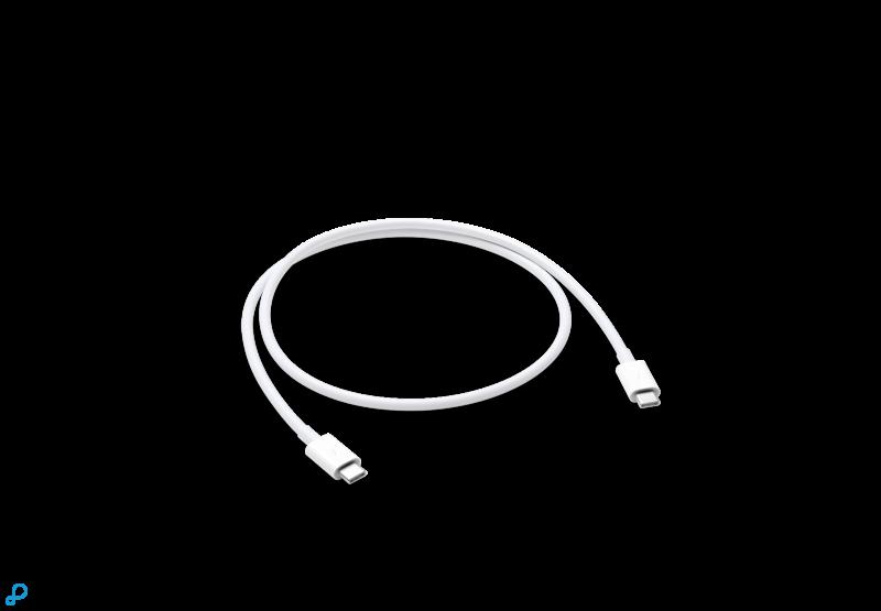 Thunderbolt 3 (USB-C) kabel (0.8m)