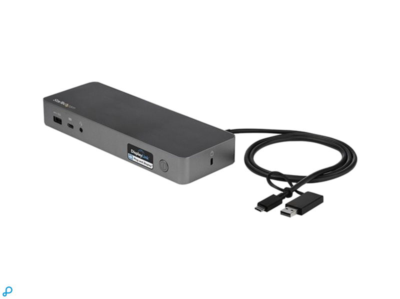 StarTech USB Type C Docking Station for Notebook - 60 W