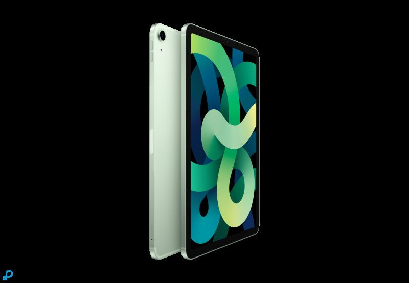 10,9-inch iPad Air, Wi-Fi + Cellular, 256 GB, groen