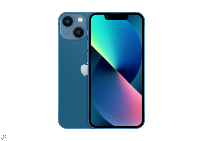 iPhone 13 mini 256GB Blauw
