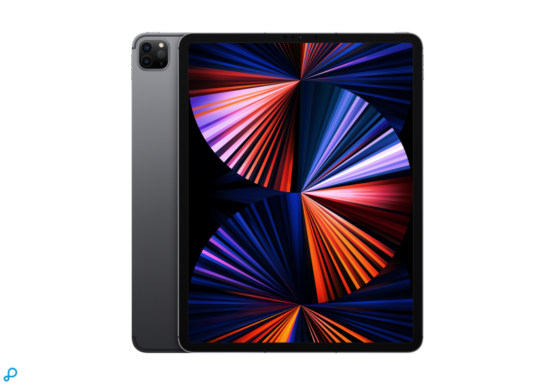 12,9-inch iPad Pro, Wi-Fi + Cellular, 512 GB, spacegrijs