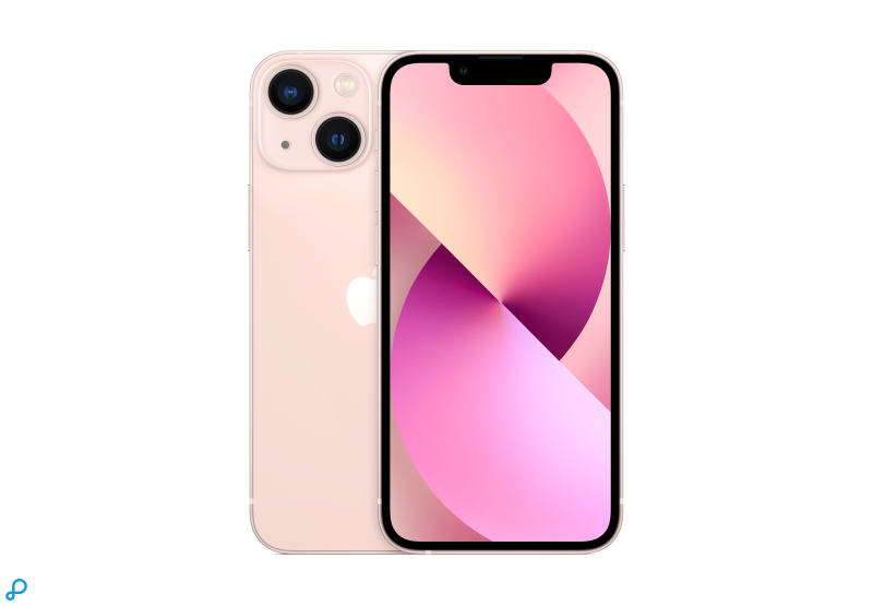 iPhone 13 mini 128GB Roze