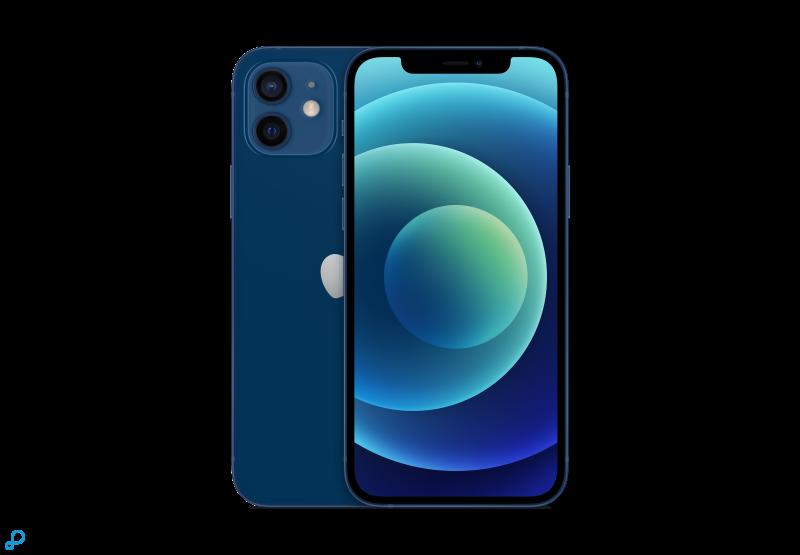iPhone 12 64GB - Blauw