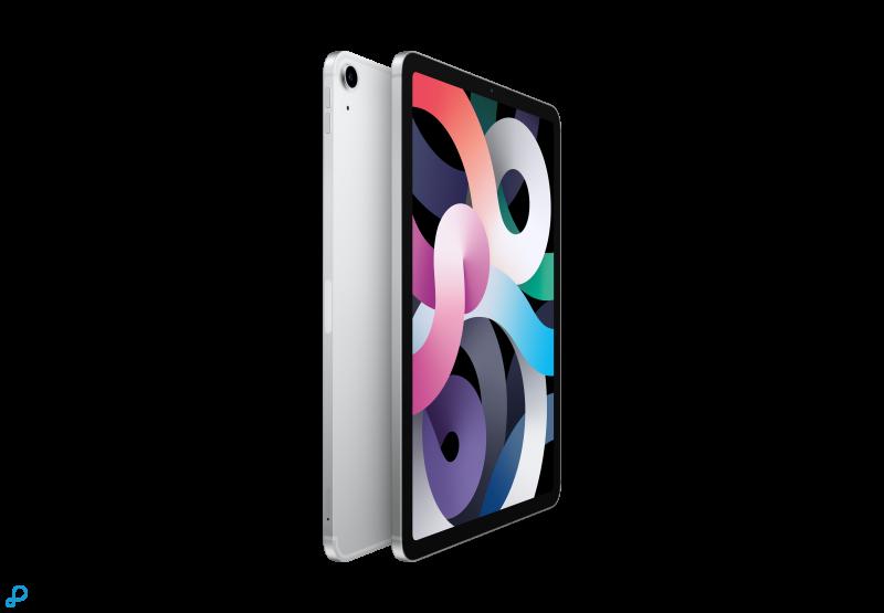 10,9-inch iPad Air, Wi-Fi + Cellular, 256 GB, zilver