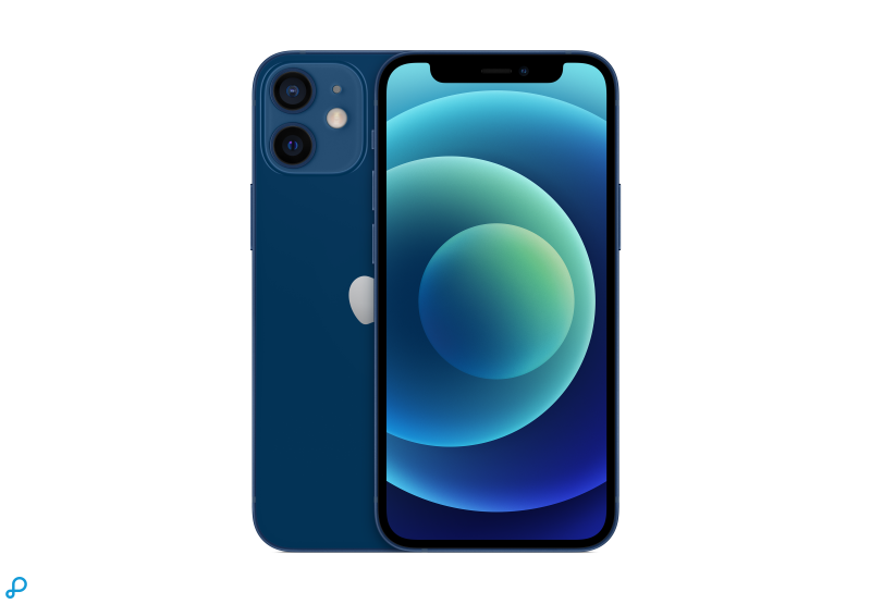 iPhone 12 mini 256GB - Blauw
