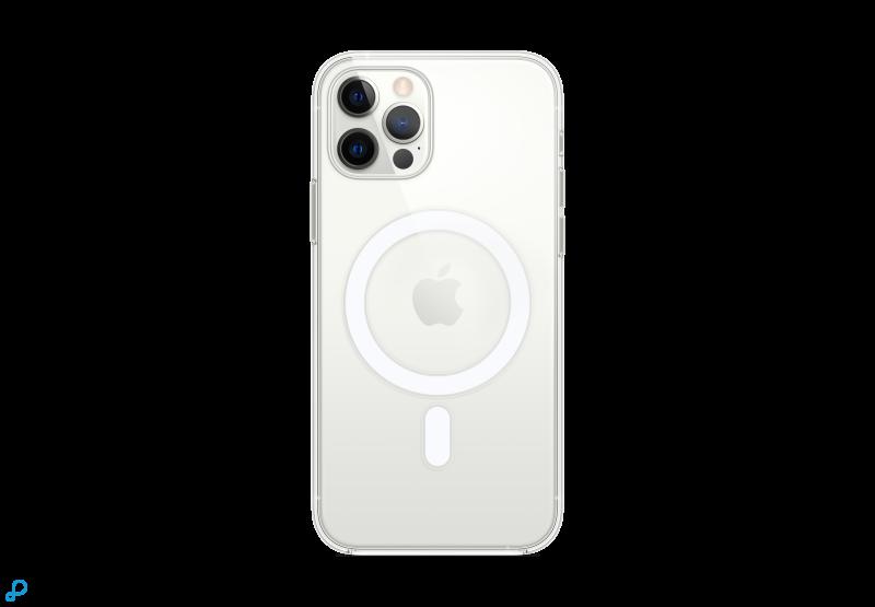 Doorzichtig hoesje met MagSafe voor iPhone 12 | 12 Pro