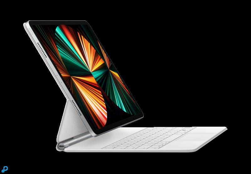 Magic Keyboard voor 12,9-inch iPad Pro - Nederlands - Wit