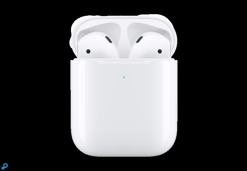 Apple AirPods met oplaadcase