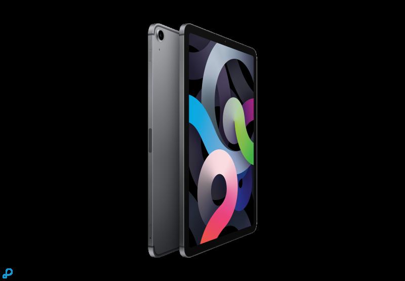 10,9-inch iPad Air, Wi-Fi + Cellular, 256 GB, spacegrijs