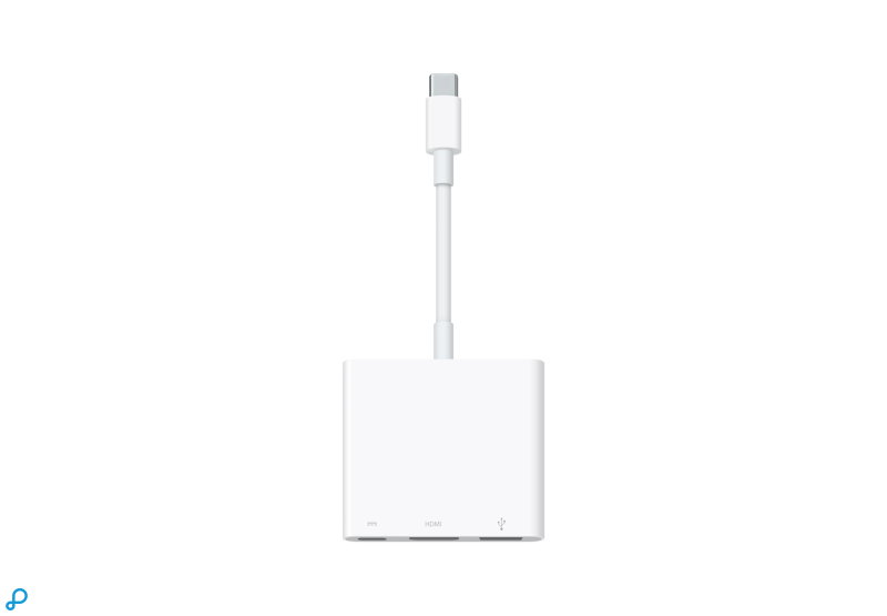 USB-C naar digitale AV-multipoortadapter NIEUW