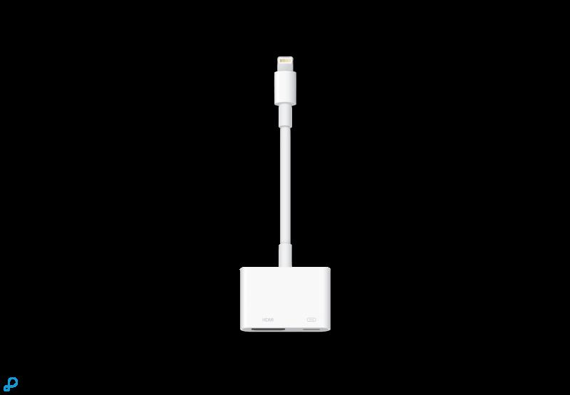 Lightning naar Digital AV Adapter