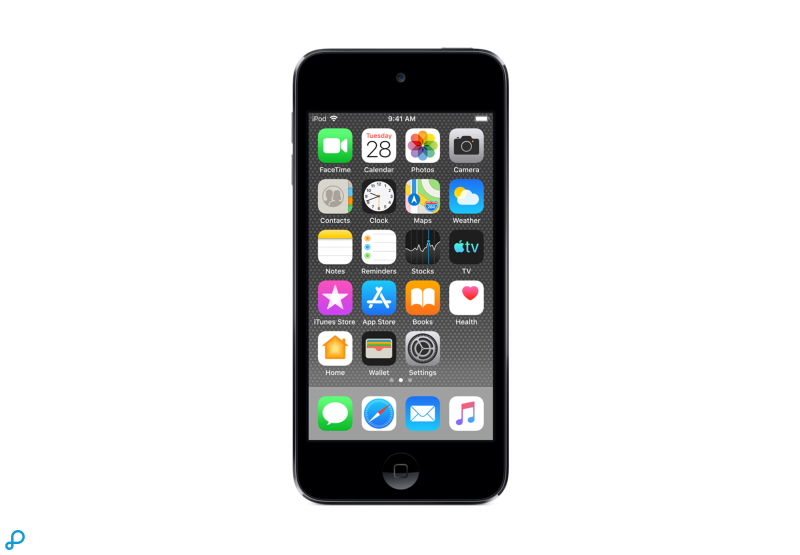 iPod touch: 32GB - Space Grijs