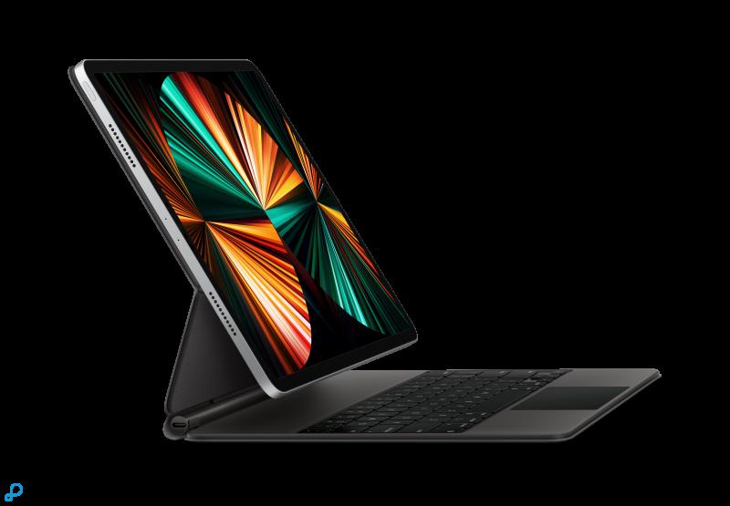 Magic Keyboard voor 12,9-inch iPad Pro (5e generatie) - Internationaal Engels - Zwart