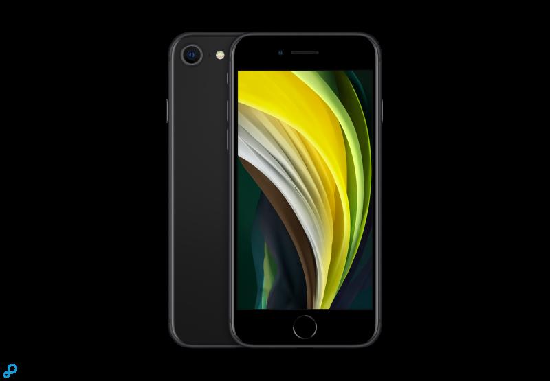 iPhone SE 128GB - Zwart
