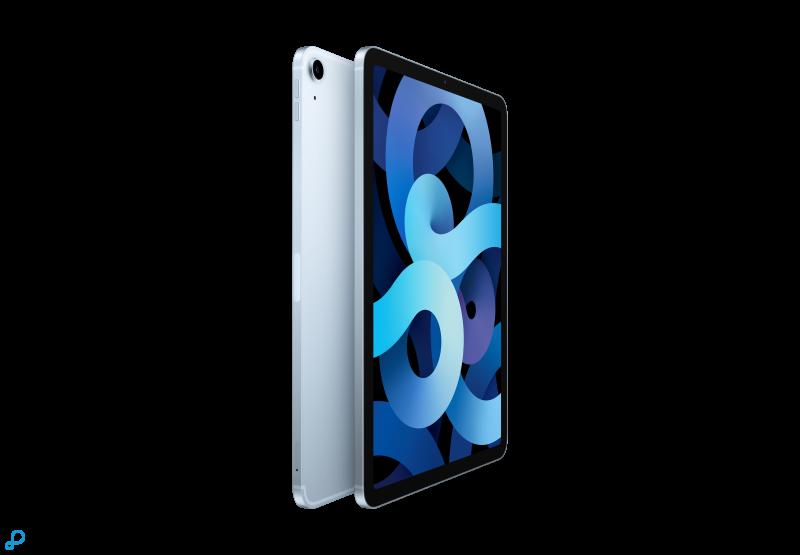 10,9-inch iPad Air, Wi-Fi + Cellular, 256 GB, hemelsblauw