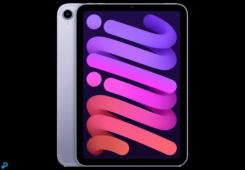 iPad mini, Wi-Fi + Cellular, 64GB - Paars