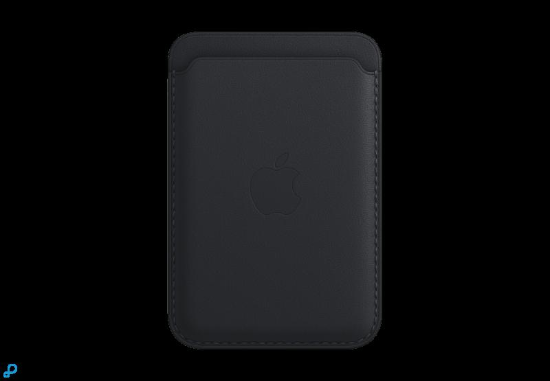 iPhone Leren Wallet met MagSafe - Middernacht