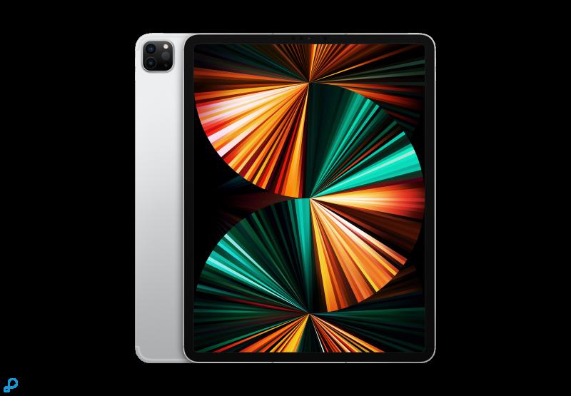 12,9-inch iPad Pro, Wi-Fi + Cellular, 512 GB, zilver