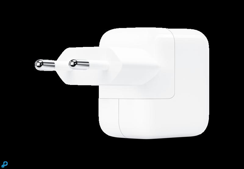 Apple USB-lichtnetadapter van 12 W (was art. nr. MD836ZM/A)