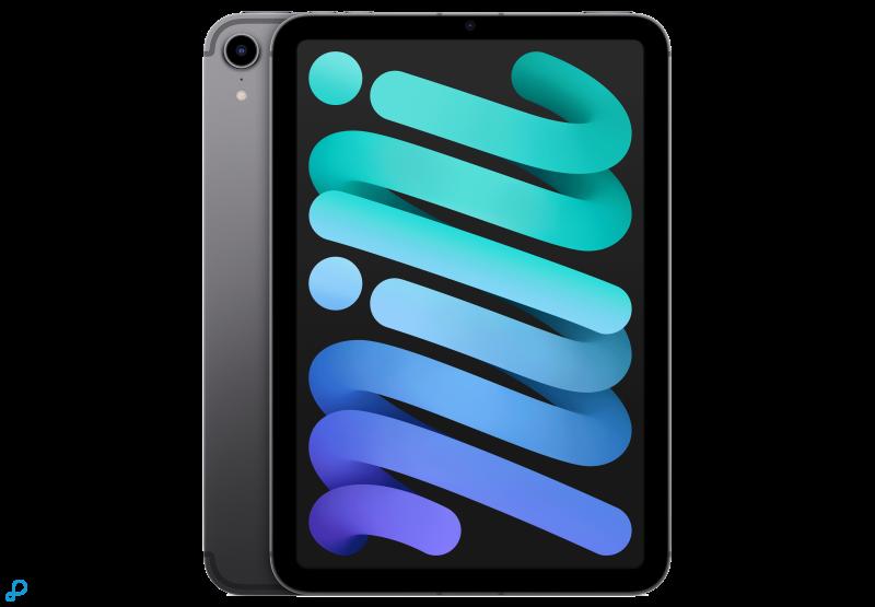 iPad mini, Wi-Fi + Cellular, 64GB, spacegrijs