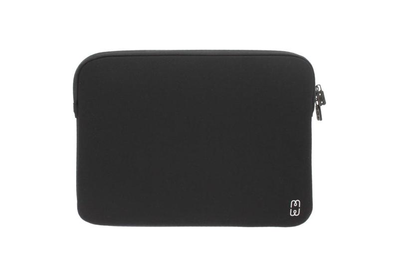 MW Sleeve voor MacBook Pro 13-inch  / MacBook Air 13-inch - zwart / wit