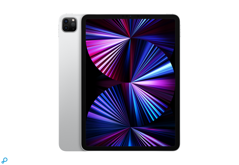 11-inch iPad Pro, Wi-Fi, 2 TB, zilver