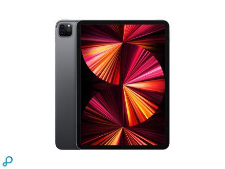 11-inch iPad Pro, Wi-Fi, 2 TB, spacegrijs