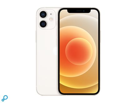 iPhone 12 mini 64GB - Wit
