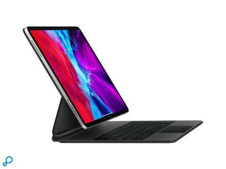 Magic Keyboard voor 12,9-inch iPad Pro (5e generatie) - Frans - Zwart