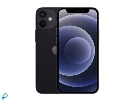 iPhone 12 mini 64GB - Zwart